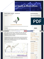 02/04/12 Update - Stock Market Trends & Observations