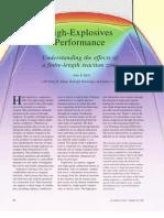 John B. Bdzil- High-Explosives Performance