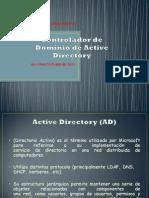 Manual de Control Ad Or de Dominio de Active Directory