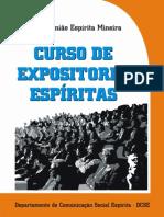CURSO DE EXPOSITORES ESPÍRITAS UEM