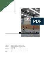 School Hall Design Kit