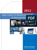 India Tablet PC Market Forecast & Opportunities, 2016_Sample