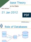 Database Theory.part1