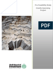 Granite Quarrying Project
