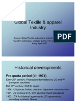 1 Global Textile & Apparel Industry