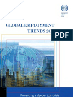 ILO Global Employment Trends 2012