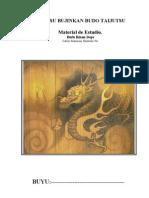 Material de Estudio Bujinkan Dojo Budo Taijutsu