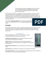 Hydrometer & Manometer
