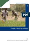 Changer l'Afrique de l'Interieur
