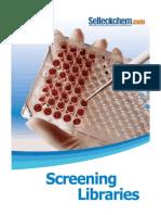 High Throughput Screening  Compound Library   Chemical Library   Screening Library