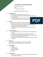 Rencana Pelaksanaan Pembelajaran