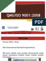 Tugas Kelompok Manajemen Kualitas - Andy Samuel Pakpahan (122100018) & Vicky Fakhrrurazy (122100154) - Prof.dr. Syamsir Abduh