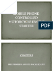 Mobile Phone-Controlled Motorcycle Engine Starter 212