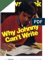 Newsweek-WhyJohnnyCan'tWrite