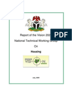 Housing Ntwg Report