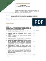 Annexe 4 - Modèle de Plan de travail Pays Dec2011 - Mars 2012