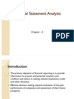 Financial Statement Analysis1