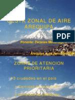 Gesta Zonal de Aire Arequipa