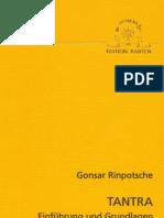 Gonsar Rinpotsche - Tantra