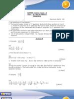 1321619242 MicrosoftWord-ClassXI Math Topper Sample Paper 1 R0