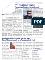 páginas Cultura Mv7 Informa de Noviembre 08