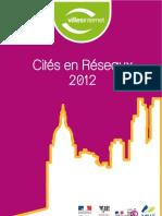 Villes Internet Cites en Reseaux 2012