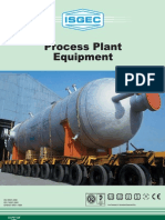 Process Plant Equipment Leaflet