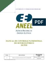 MCPSE - RESOLUÇÃO 367 DE 2009