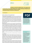 Briefing Sheet Urban Resilience 20110616