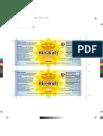 Bio Kult Label