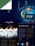 Futsal EURO Programme Web