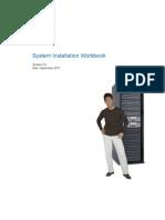 70542429 Net App System Installation Workbook