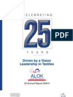 Alok Industries_Annual Report FY 2010-11