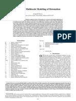Joseph M. Powers- Review of Multiscale Modeling of Detonation