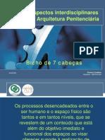 Suzann Cordeiro - Aspectos Interdisciplinares Da Arquitetura Penitenciaria