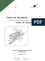 Plano de Comunicação Casas em Movimento