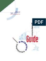 Guide Emission Inventories