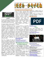Folha ImprensaJovem numero Zero fevereiro de 2012
