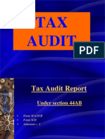 TAX AUDIT Presentation