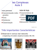 Grafos - Clusterização
