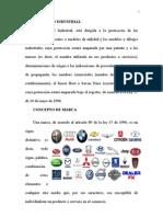 Propiedad Industrial(Cuerpo Del Trabajo)