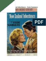 62484027 Essie Summers New Zealand Inheritance