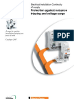 Catalog Protection Against Nuisance Tripping Voltage Surge
