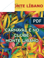 Revista Mensal do Clube Monte Líbano 25