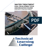 Wastewater Treatment Plants Planning Design And Operation Scribd