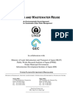 Booklet Waste Water Reuse