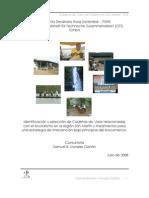 Identificación y Selección de Cadenas de Ecoturismo -  San Martín