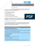 Healthy Eating Factsheet Idi2007 Diabetes and Heart Probles