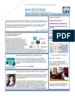 Newsletter - Winter 2012