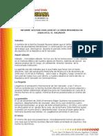 Informe Gestion 2006-2008 de Jiquilisco El Salvador
